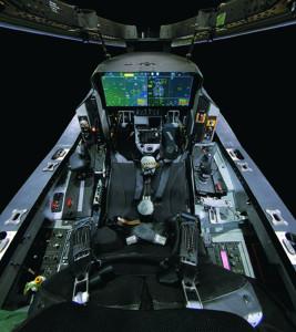 Lockheed F-35 Lightning IIcockpits