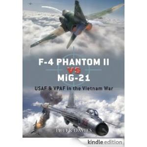 MiG 21 vs F-4
