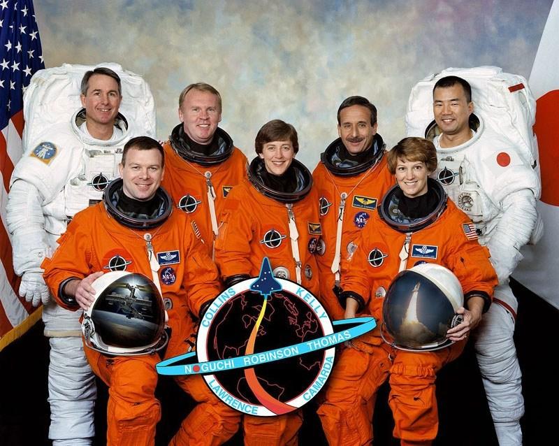 STS-114-crew